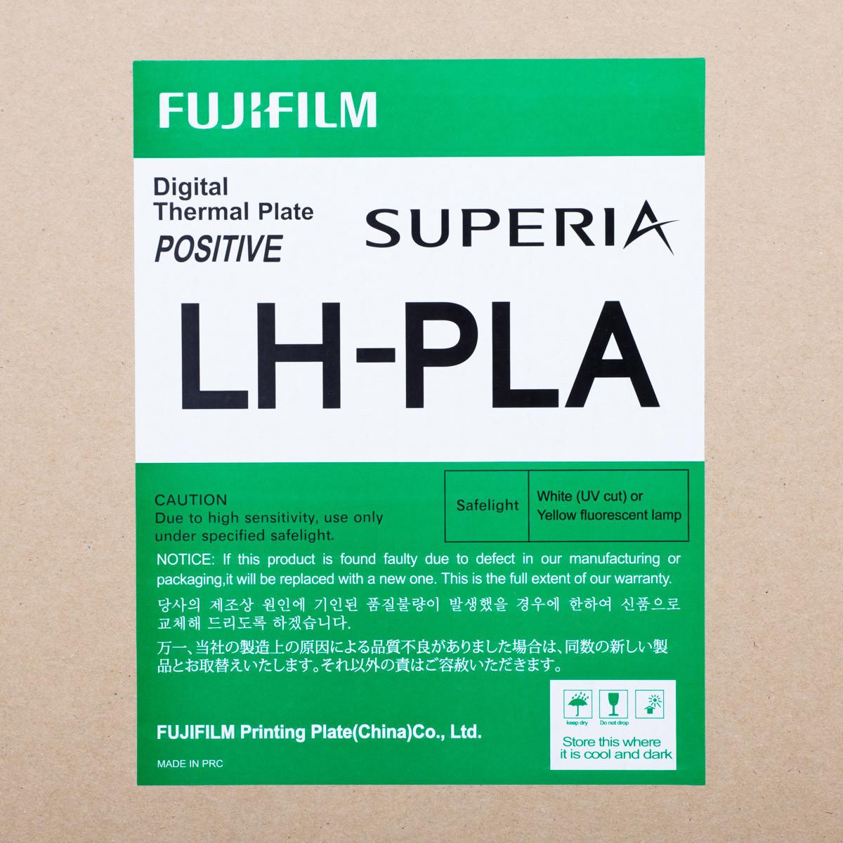 FUJI LH-PLA ST 740x605x0.30x50