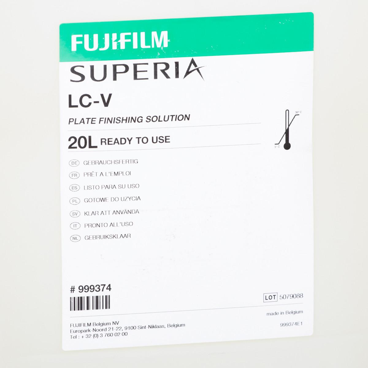 FUJI LC-V FINISHING SOL RTU 20 lit