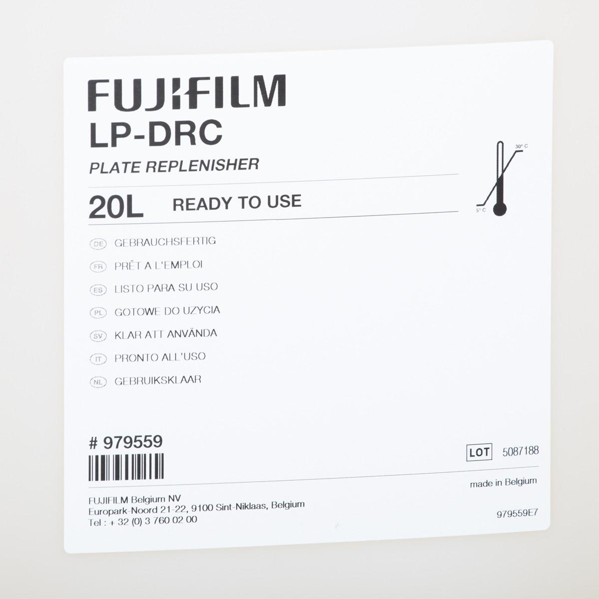 FUJI LP-DRC DEV&REP RTU 20lit