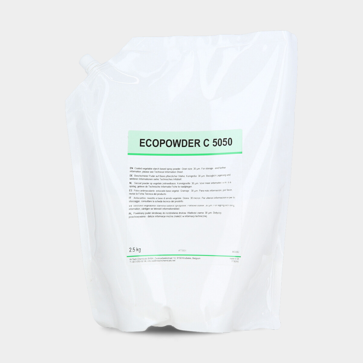 ECOPOWDER C 5050 2,5kg
