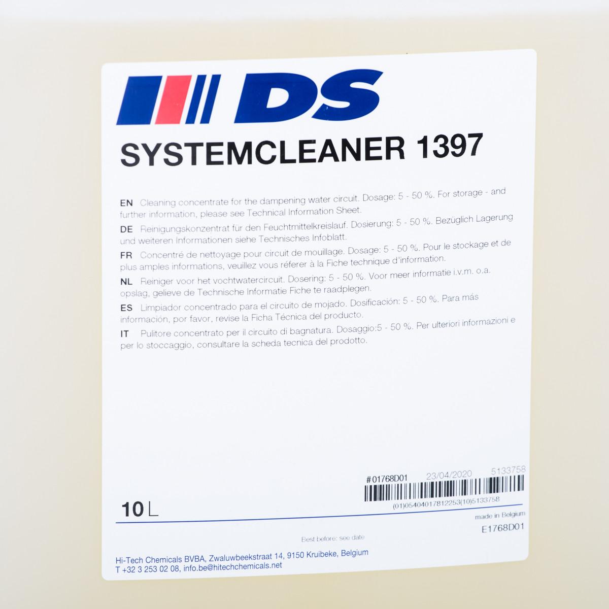 SYSTEMCLEANER 1397 10 l