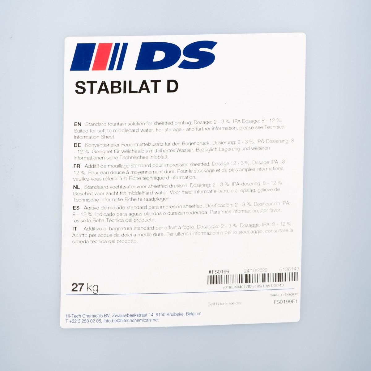 STABILAT D 27 kg