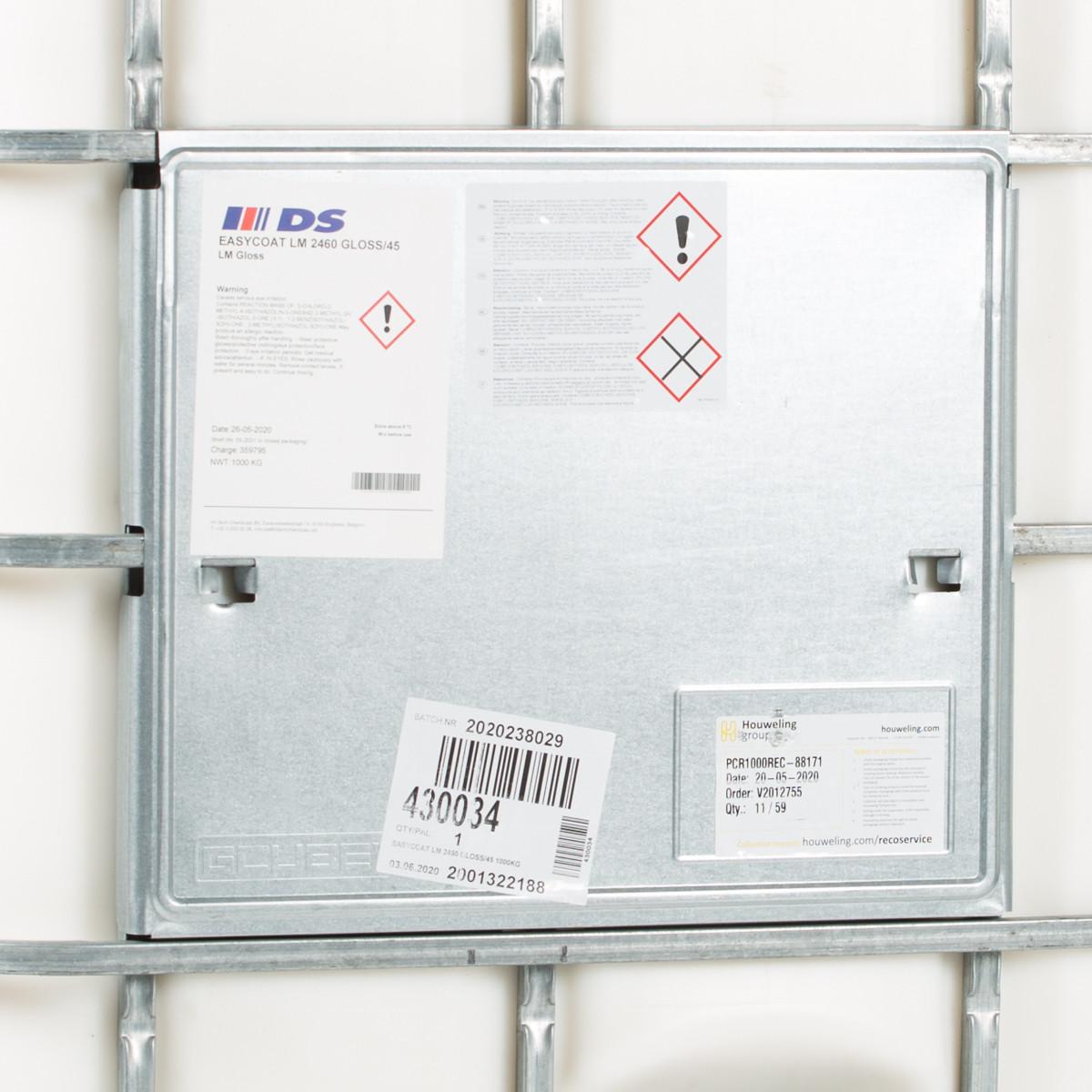 EASYCOAT LM 2460 GLOSS/45   1000KG