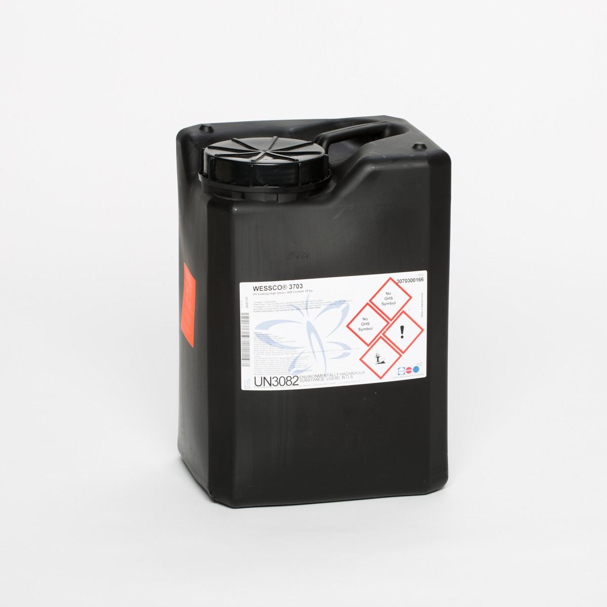 UV LAK Wessco 3703  1/25 kg