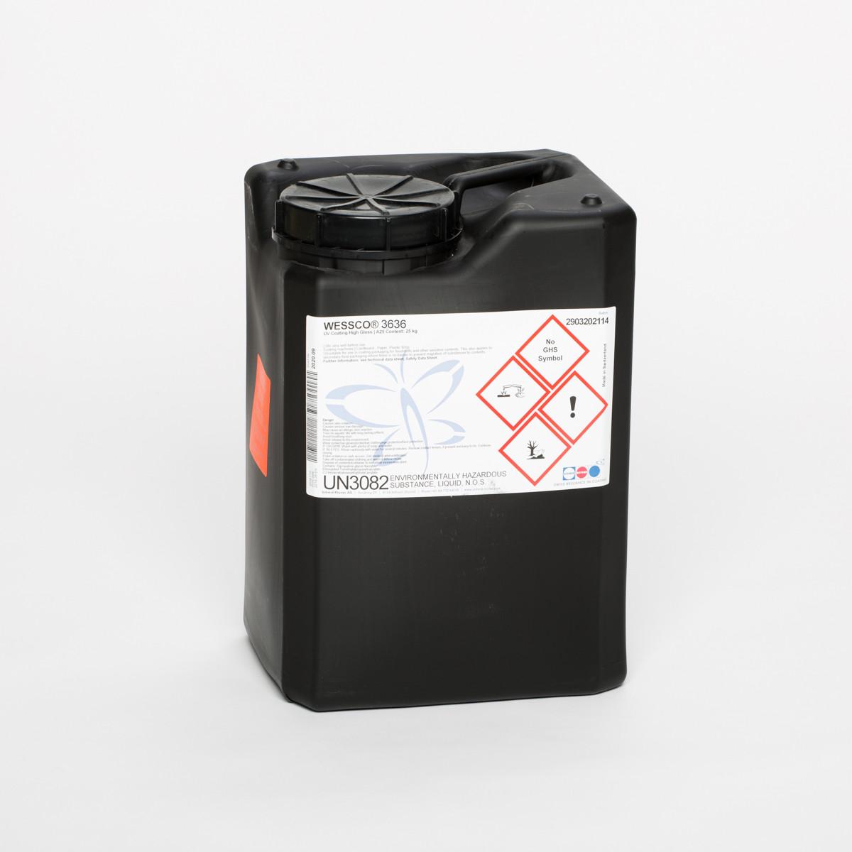 UV LAK Wessco 3636 - mat