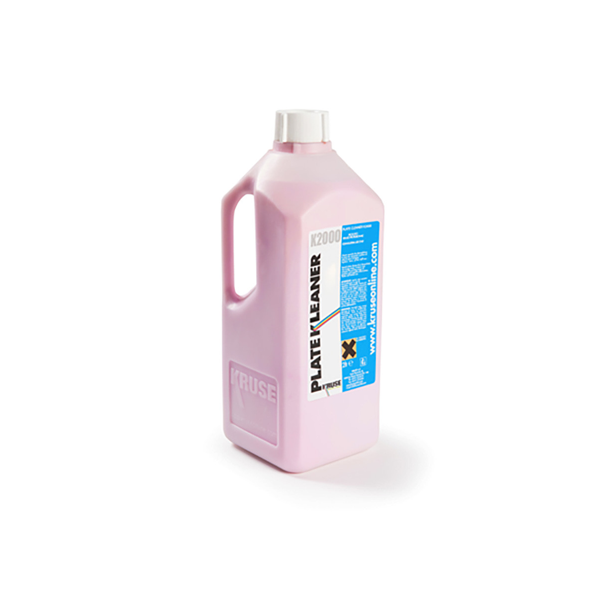 K 2000 PLATE CLEANER 1/2 l