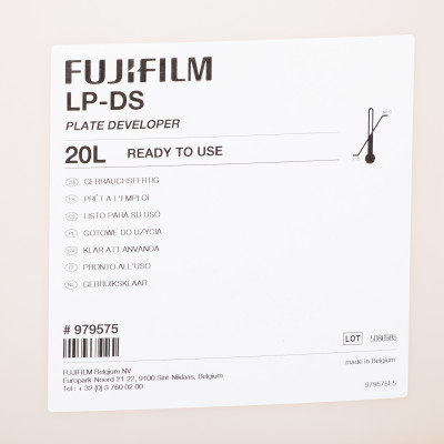 FUJI LP-DS DEVELOPER RTU 20 lit